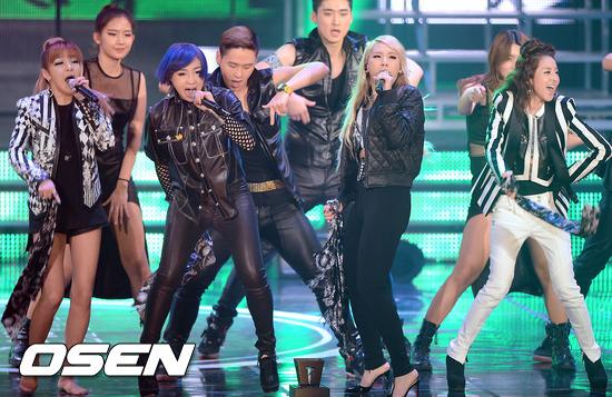 """從出道開始就被認為是""""與眾不同的""""女團2NE1"""