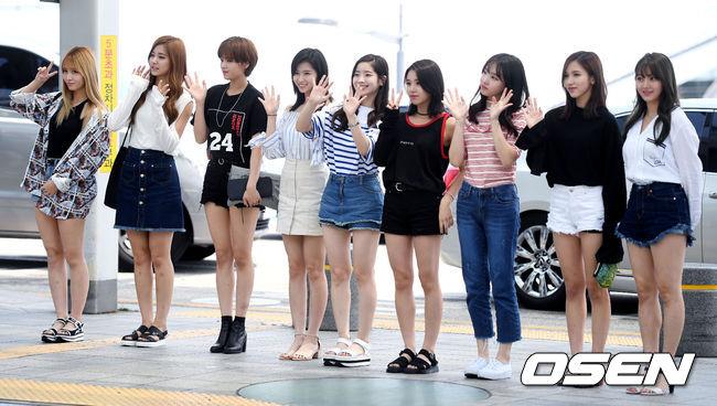 人氣超高的Twice也正在積極準備下半年的回歸~~!
