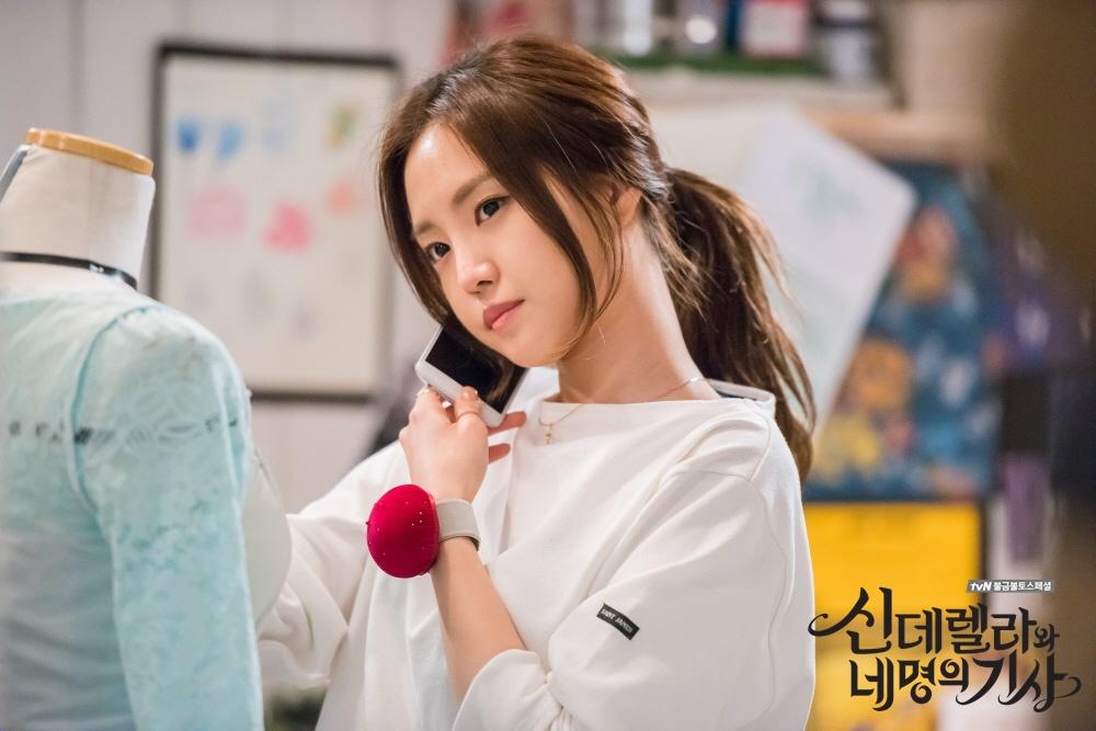娜恩在劇中飾演性格爽朗、夢想成為服裝設計師的朴惠智,從小暗戀姜賢珉(安宰賢飾)但得不到回應,卻被男主角姜智雲(丁一宇飾)愛著的女孩。