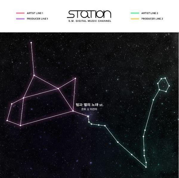 但是,就在3天前SM公布本週SM STATION的主角!「SM STATION」為SM娛樂跳脫傳統專輯發行方式,以1年52週,每週推出全新數位單曲,透過與多方藝人、製作人、作曲家合作,發行音樂作品的計畫。