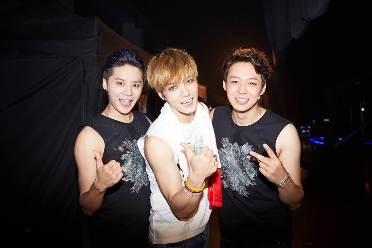 男團統計資料如下: 第六名為東方神起及SG Wannabe,共有5次,第五名為JYJ,共有7次。