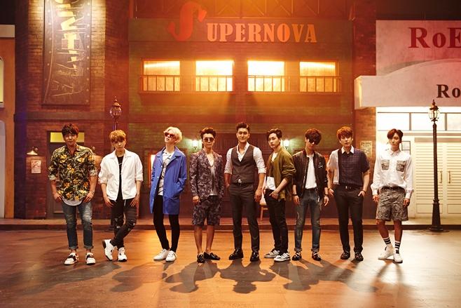 第一名則是成員數多,經紀公司傳出戀愛新聞數也最多的Super Junior啦~