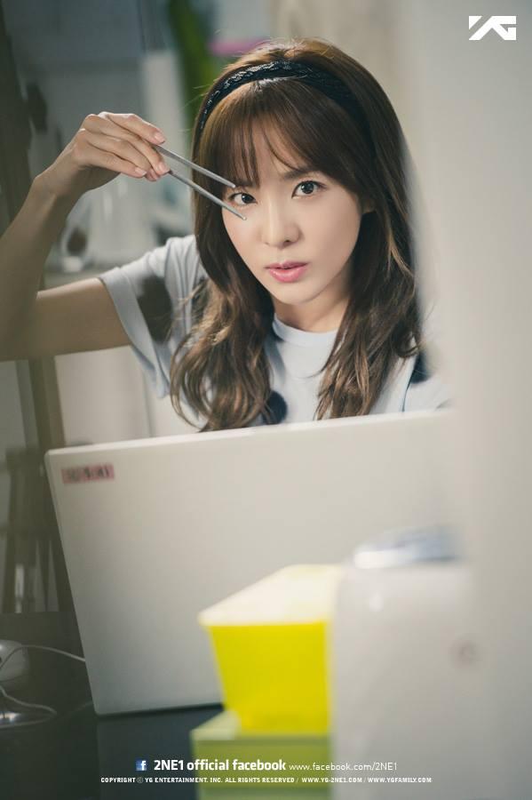 Dara在上次和張娜拉合作《再一次Happy ending》之後得到好評,之後應該會先集中在小螢幕的演出。