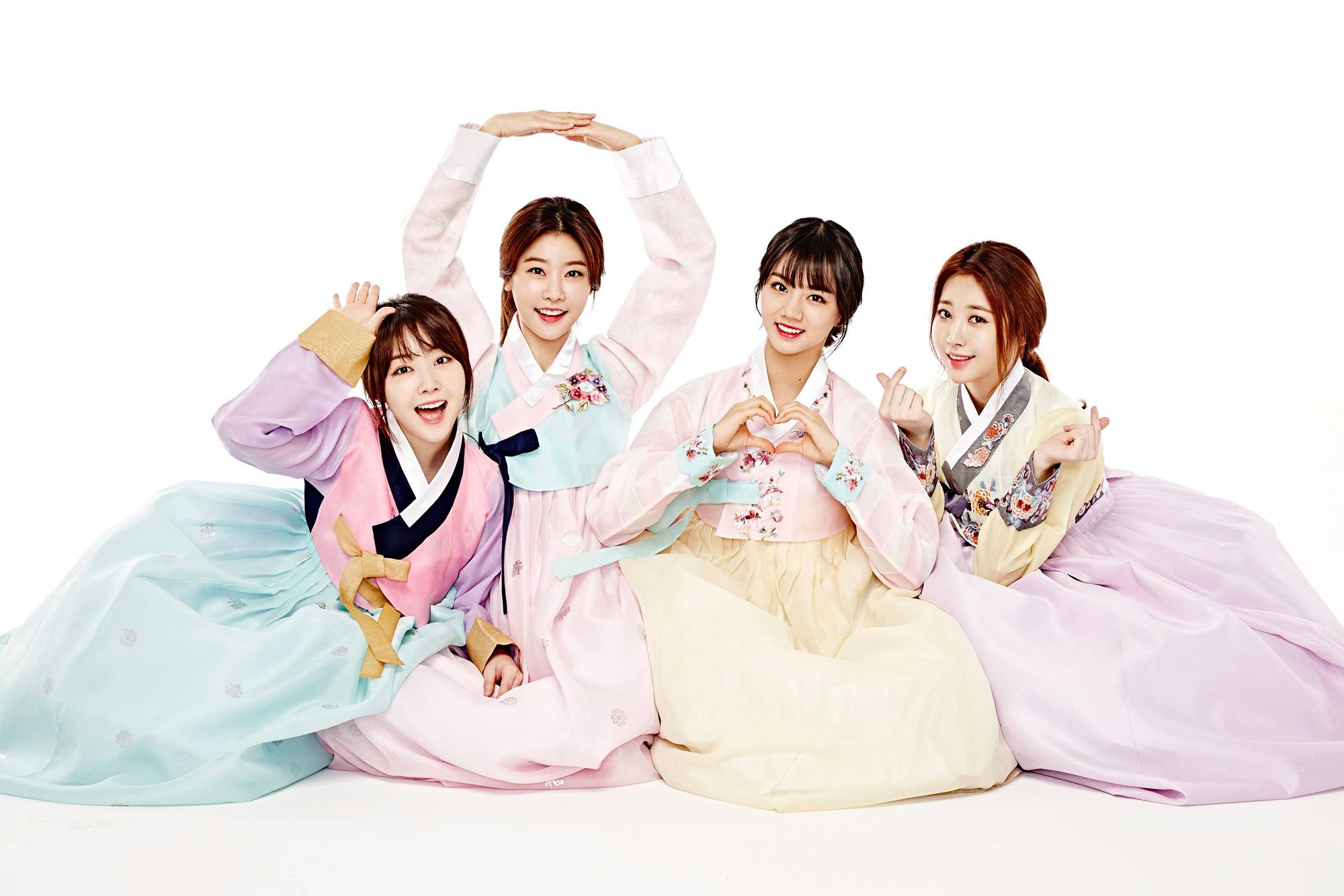 Girl's day 雖然今天已經是跨出韓國的一線女團,但是從她們出道至今不只經歷了換風格、團員換血等等的過程,更寫下了一個艱難的女團紀錄