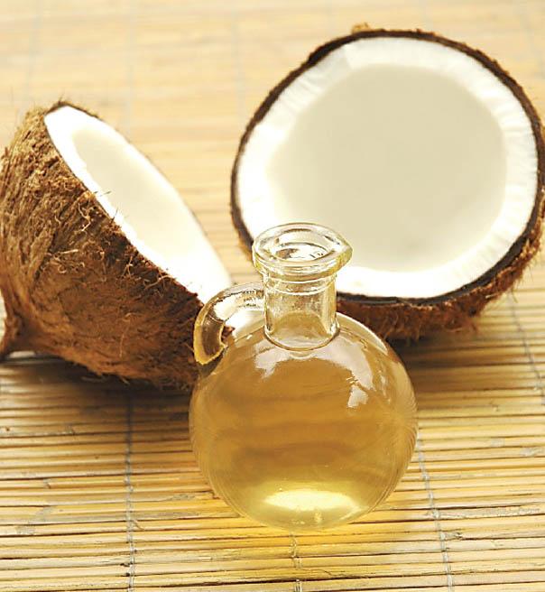 # 椰子油 想消除橘皮的話,保濕也是很重要的!! 打三顆星星~~考試一定會考(哪裡來的考試啦XDD