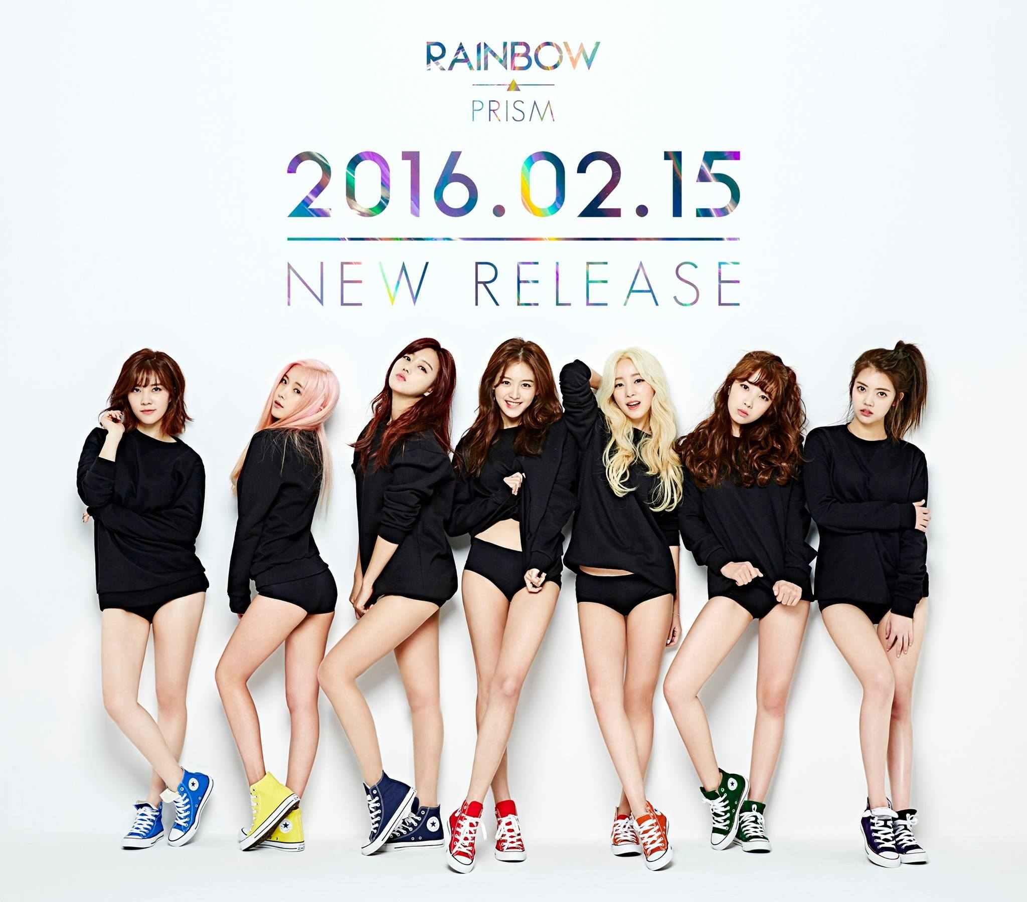 Rainbow 【2009年出道】-代表曲:A 最讓Rainbow成員難過的一句話就是「什麼都會,就是不會拿冠軍的女團」。在DSP打算推出新女團Rainbow時,師姐卻在日本大紅~形成了DSP將更多的資源投資在師姐身上的情形