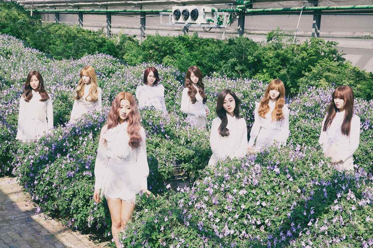 Lovelyz 【2014 出道】代表曲:Ah-Choo、My Destiny 雖然Lovelyz才出道兩年多,卻同樣被網友選為有顏、有實力,卻和音樂節目冠軍無緣的女團…