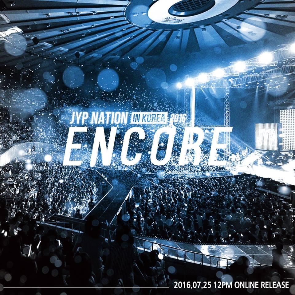 JYP家族今年最盛大的活動「JYP Nation」在8/7日完美結束,在今年不管是音源還是實體銷量都很驚人的JYP今年的JYP Nation不只辦得有面子,有新女團TWICE加入陣線也豐富很多