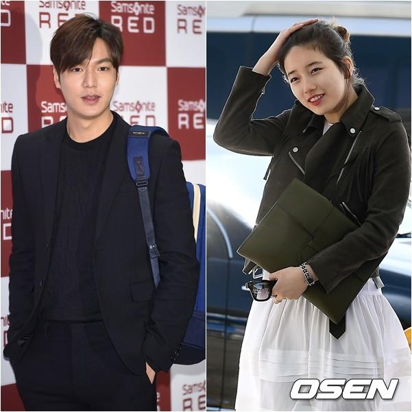 前陣子秀智和李敏鎬被韓國媒體爆出分手說,不過沒多久雙方經紀公司立即都否認了,並澄清兩人還是有好好地在交往!