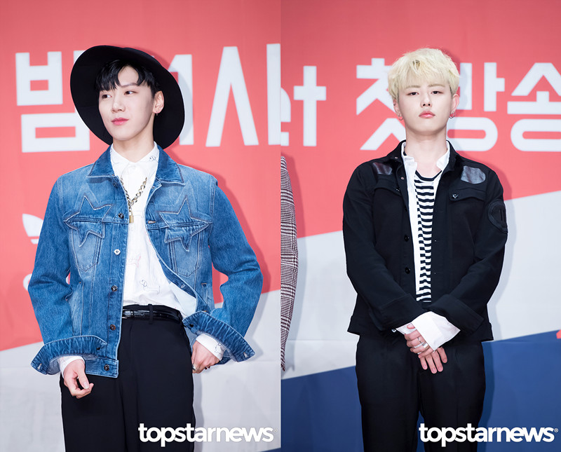 之後,NCT的Ten表示:「 目前還沒有」,而Block B的U-Kwon則爽快的回答道:「 當然有過啊!我都25歲了」