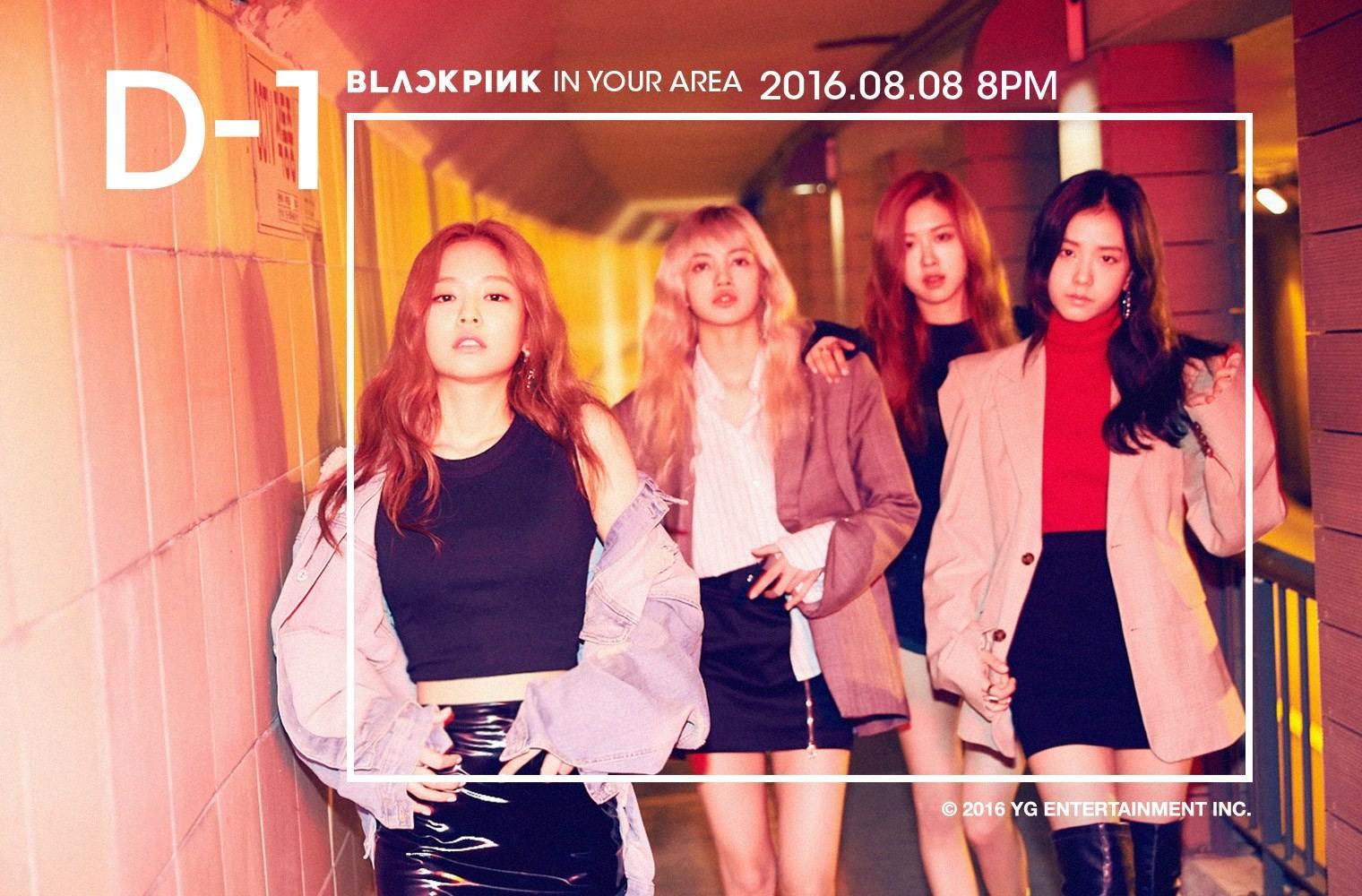#24. BLACKPINK BLACK PINK帶有稍微否定粉紅色是最美的顏色的涵義,具有『漂亮並不代表全部』的反轉意義,也表示成員們不僅具備外貌、同時也兼具實力。