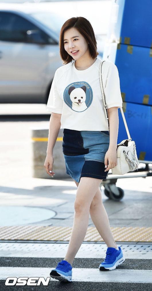 Sunnyy在11日KBS節目上大方的表示自己秘密戀愛的小訣竅~~