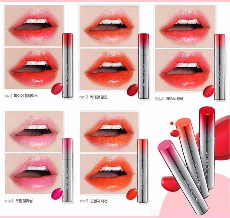 顏色又飽和、又水潤,不管是畫咬唇妝還是全妝都超適合!