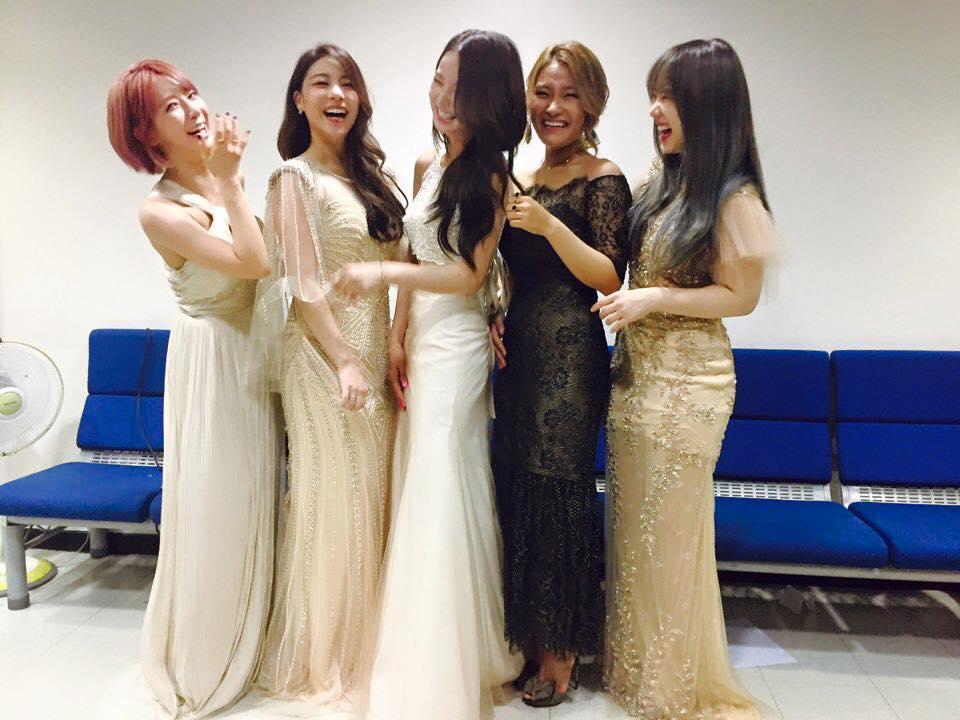 集合偶像和solo歌手的最強Diva限定組合「V.O.I」(Voice of inkigayo)也絕對是當天節目的一大看點