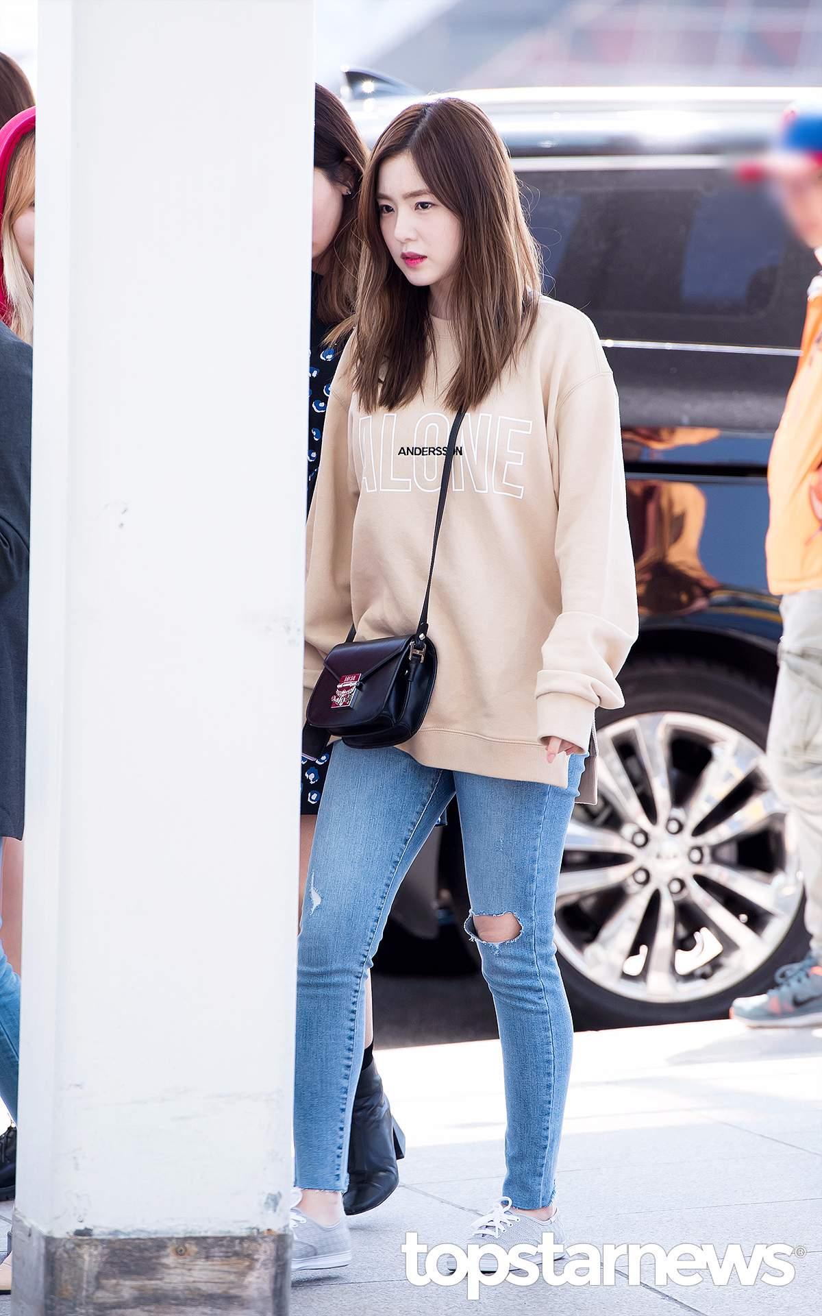 她就是Red Velvet的隊長Irene~~~~
