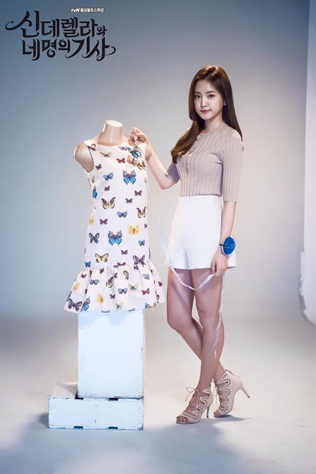 娜恩在劇中飾演一個懷揣著成為時尚設計師夢想的開朗女生,美貌才能兼具唯獨無法得到愛情。從小就暗戀姜賢珉(安宰賢飾演),只想著姜賢珉。