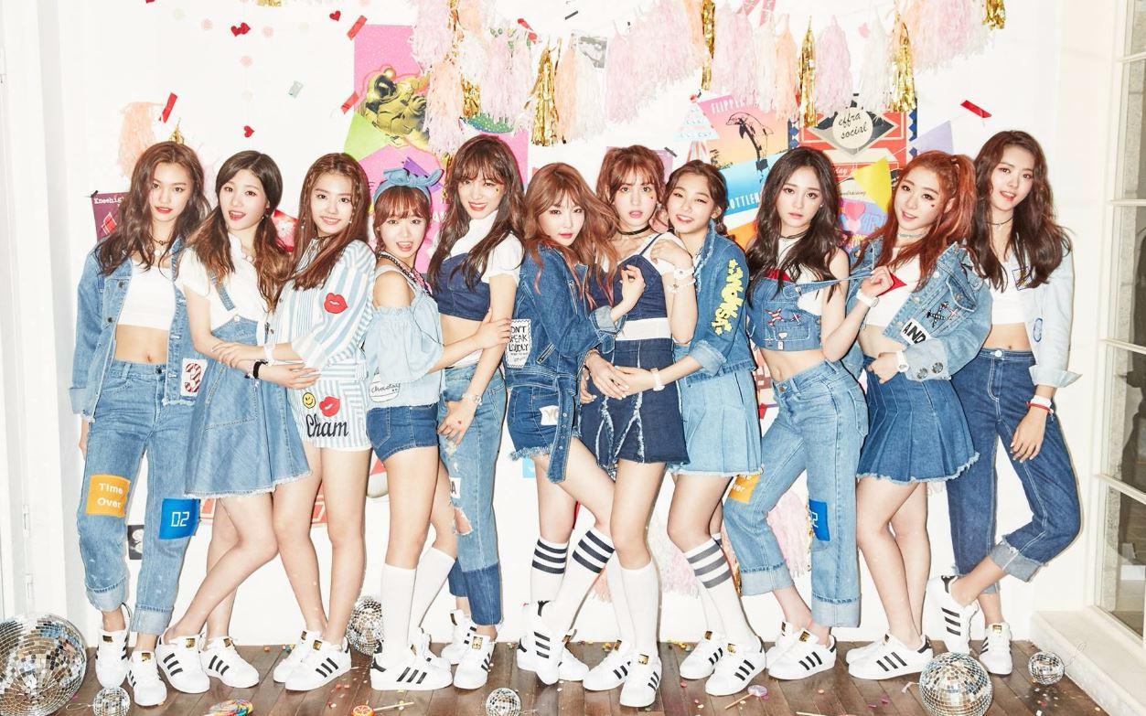 想到以後I.O.I成員們就要各自活動就好難過啊~~ㅠ.ㅠ也難怪韓國網友們最近都說I.O.I是讓人最捨不得解散的女團之一,希望接下來的時間可以有更多的機會看到完整的11人啦…