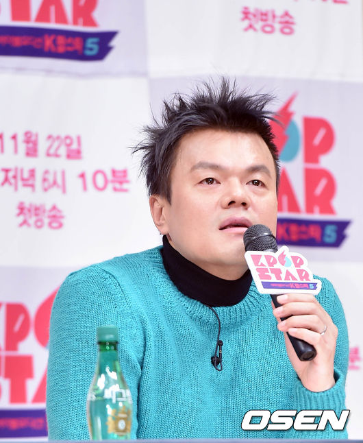 而且嚴格到什麼程度?連JYP的代表、過去靠才華打下JYP江山的JYP本人,如果沒有通過這個評審的制度的話也是沒有辦法發片的啊…實在是個很鐵血的評審單位啊!