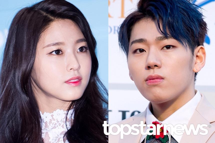 日前被媒體捕捉到約會場景後Block B Zico和AOA雪炫透過公司承認戀愛關係,不過都是隊中的人氣成員,雪炫和Zico IG上的情形卻是大不同