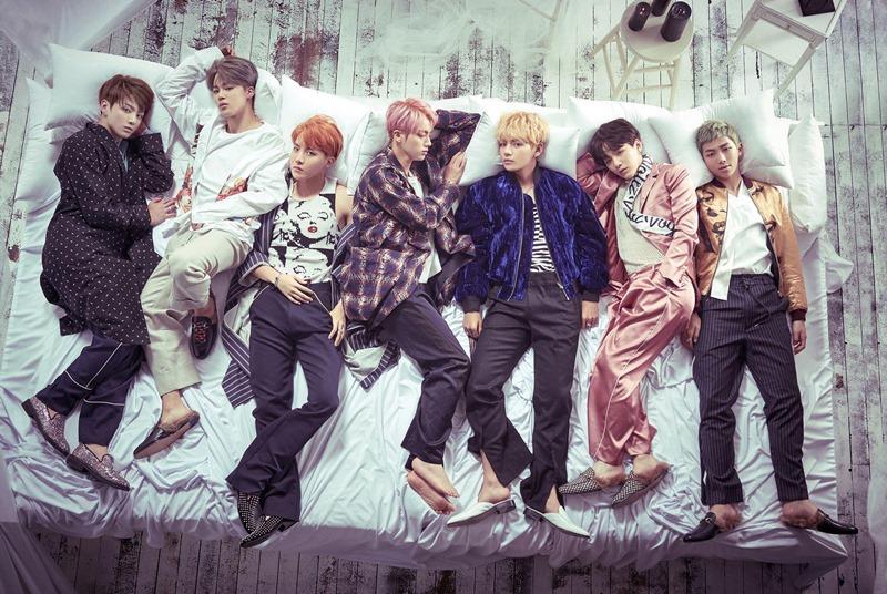 -【最棒男偶像TOP8】 ♥第8名-防彈少年團 總票數:1票