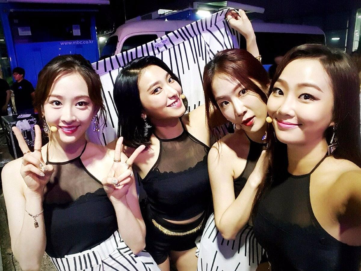 -【最棒女偶像TOP9】 ♥第9名 -Baby V.O.X、Sistar、GFRIEND、泫雅 總票數:1票