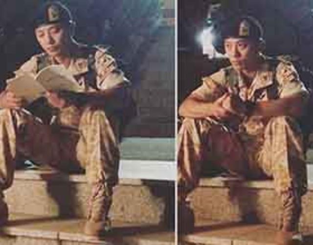《後裔》徐上士真有其人!團結!韓國陸軍特戰勇士徐大英