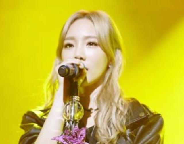 這次是真的?!太妍個人演唱會 SM:7~8月舉行