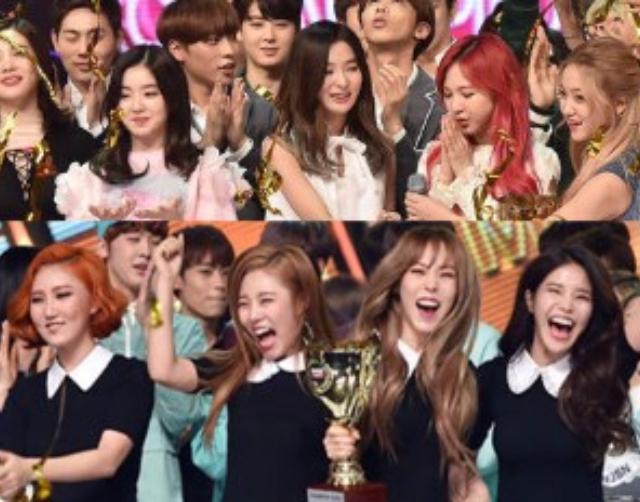 Red Velvet的獲獎感言也太……偶像拿冠軍時的7大領獎類型
