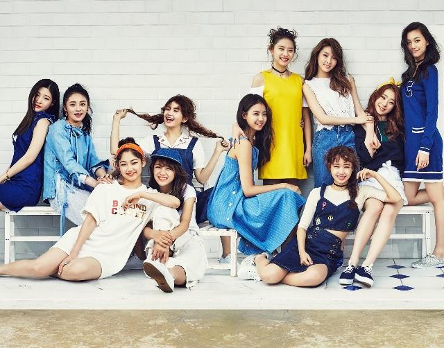 經紀公司等不及了! I.O.I成員6月底回歸原公司組新女團出道
