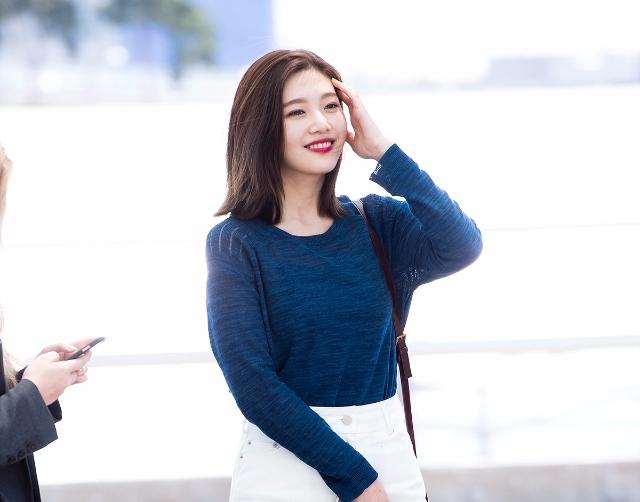 Red Velvet Joy暴瘦亮美腿!驚人比例讓網友都閉嘴了!