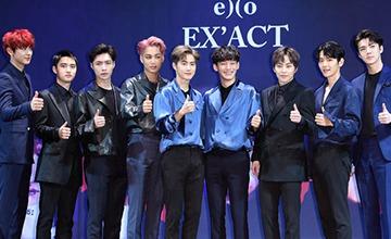 EXO 再寫新紀錄,預購量創新高!